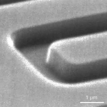 Aluminum Etching for Electrode Formation