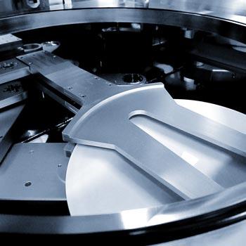 Robot wafer handling