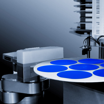ICP Plasma Etching Systems for Batch Processing of Sapphire Wafers
