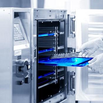 tabletop plasma cleaner