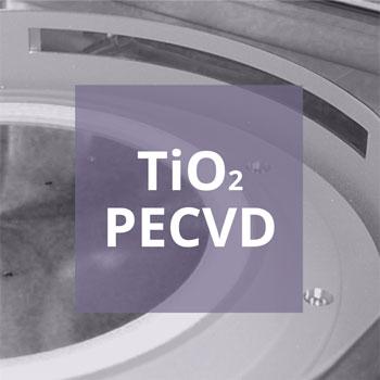 TiO2 PECVD