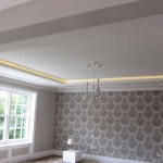Pendant ceiling lights in bedroom