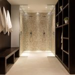 Showerroom lighting by Sam Coles Lighting 01