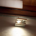 Gymnasium spotlight by Sam Coles Lighting 01