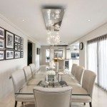 Dining Room Lighting by Sam Coles Lighting