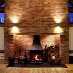 Fireplace lighting by Sam Coles Lighting 02