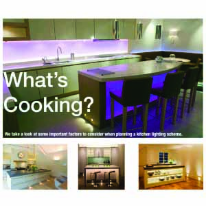Magazine article - Whats cooking