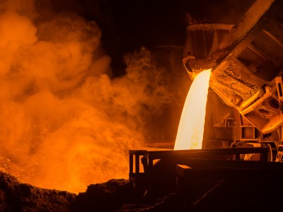 Reducing and Reusing Water in the Steel Manufacturing Industry