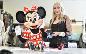 Minnie Mouse Suzaan Heyns Studio Visit