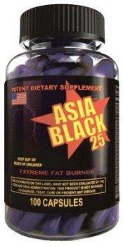 Asia Black 25