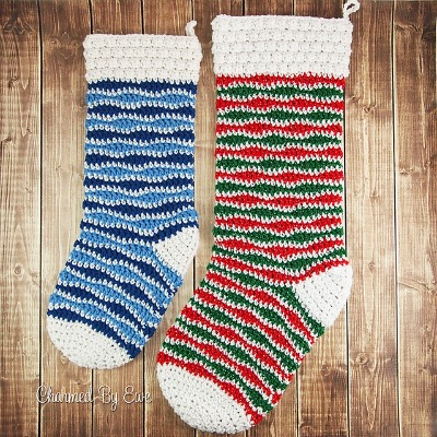Christmas Stocking Pattern Collection