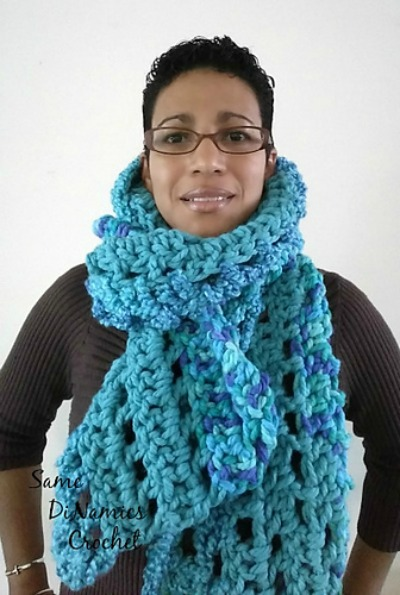 Super Chunky Super Warm Scarf