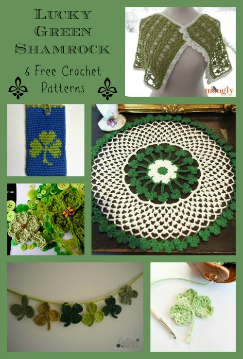 Shamrock Collage