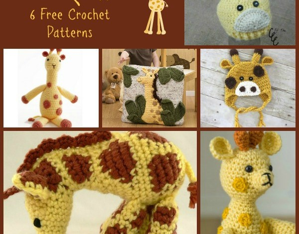 Cute Giraffe Pattern Compilation
