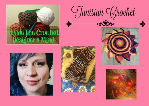 Inside the Crochet Designer's Mind - Tunisian Crochet