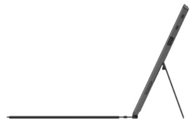 Surface with Kickstand