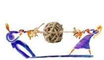 Echtscheiding touw