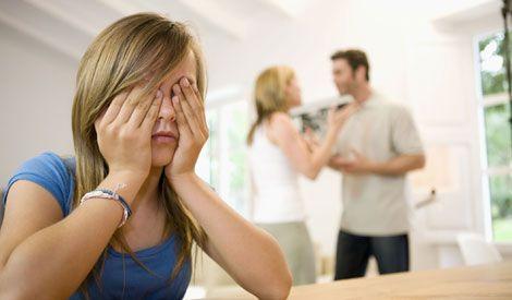 Afbeeldingsresultaat voor jongeren en echtscheiding ouders
