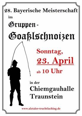 Plakat Schnalzer TS