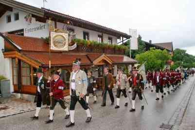 kl-2009 mit Chiemgau-Standarte