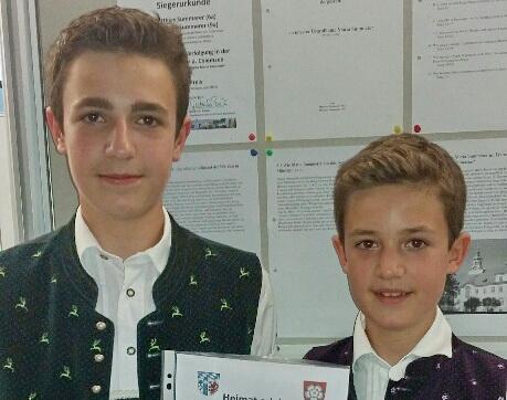 Michael und Matthias Summerer
