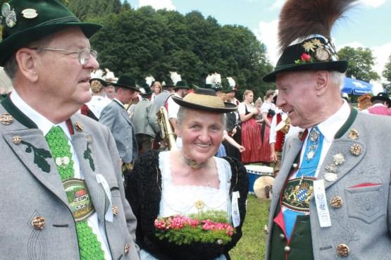 kl-Walter Kurzok, Kathi Mayer, Schorsch Burger