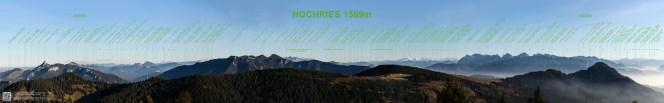 Hochries Panorama 1