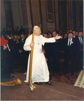 PapstmitStraußundHerzogMaxinBayern