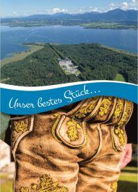 Postkarte Unser bestes Stueck