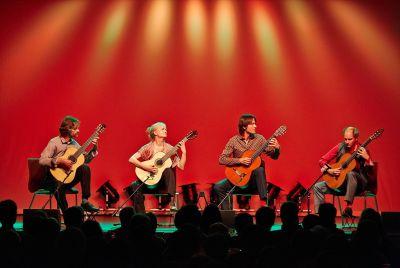 Machado-Quartett