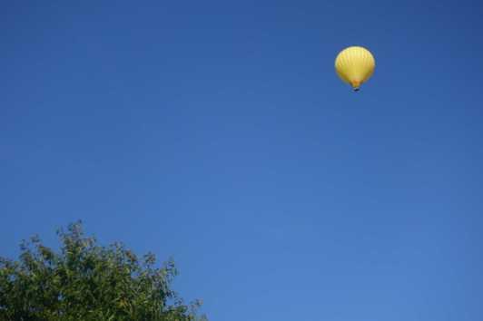 Heissluftballon (2)