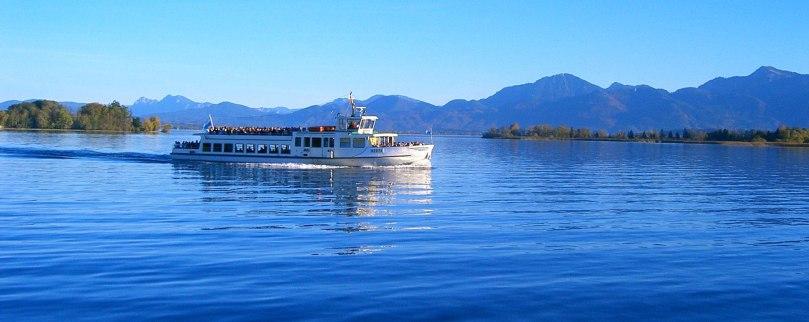 Chiemsee Schifffahrt Winterfahrplan Und Zusatzfahrten