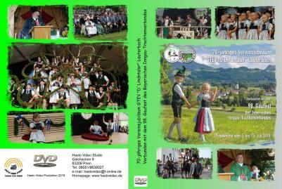 5er DVD Gaufest Lauterbach 2018