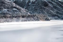 Barrier Lake II - A - 2017 - 68 x 103 cm