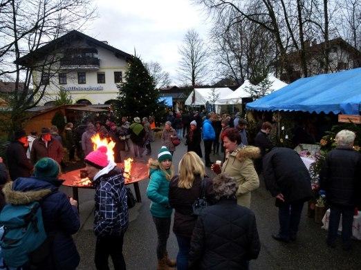Marktankuendigung Weihnachtsmarkt Ach