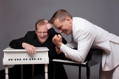 David und Goetz_Die Showpianisten_02_ Foto Inga Sommer