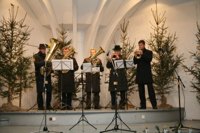 Weihnachtssingen Bad Aibling (1)