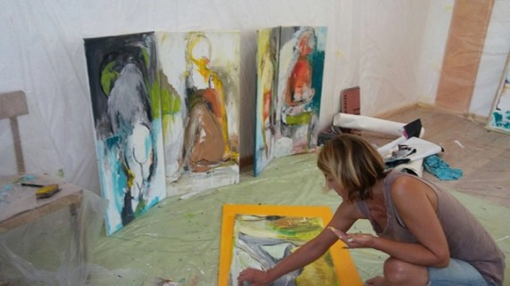 Heidi_im Atelier
