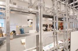 Aufbau Ausstellung Museum der Bayerischen Geschichte Foto: altrofoto.de