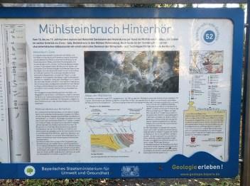 Hinterhör Info Mühlsteinbruch