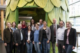Oberbayern eCoaches, Geschäftsführer TOM e.V. Oswald Pehel und Anja Reinhardt, Projektleitung Oberbayern Echt digital