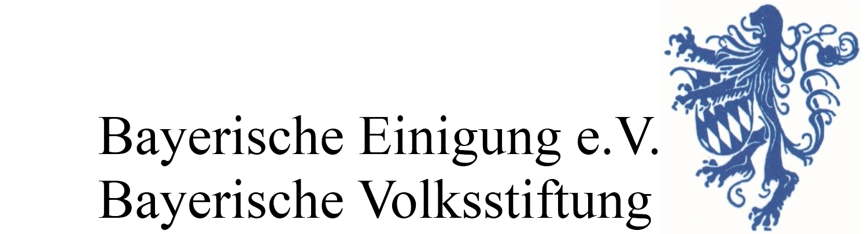 Bayerische Einigung e. V./Bayerische Volksstiftung