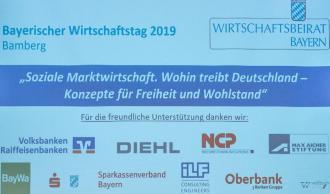 Bayerischer Wirtschaftstag (2)