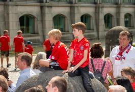 Empfang Bayern (23)
