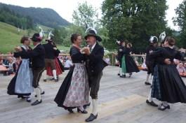 Historische Gruppe Tanz