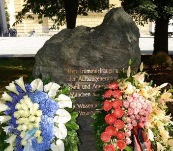 Totenehrung Landesgruppe Bayern (1)
