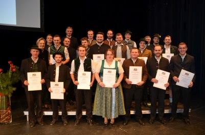 Absolventen aus Rosenheim