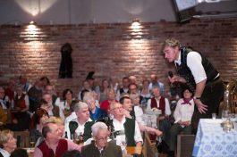 Gstanzlsingen beim Hirzinger 2019 - Erdäpfekraut