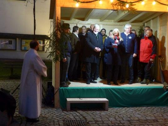 Weihnachtszauber 2018 - Eroeffnung durch Buergermeisterin und Vorstand Fleidl (29)