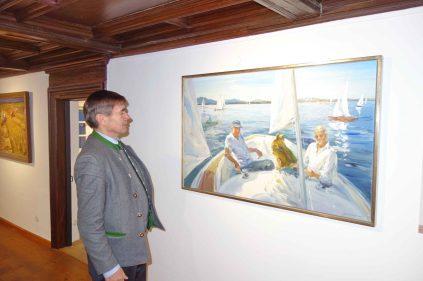 kl-Amberger mit Gemälde Abé